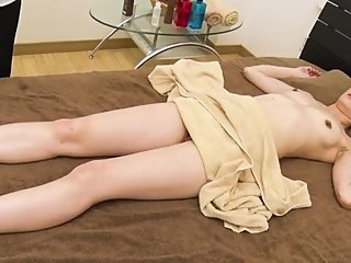 ???? Body Massage with sexy girl