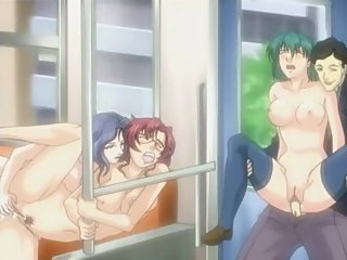 Hentai Kaihouku Chikan Harem Episode 1 Uncensored sub eng