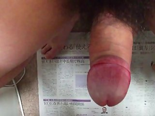 [Uncensored] Japanese Male Masturbate and Ejaculate 20200210 [GoPro]
