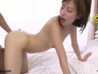 Intimate Japanese Couple  Uncensored