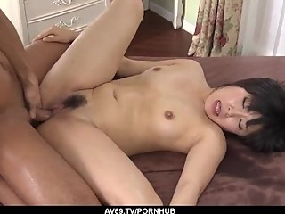 Fantasy home sex with her step son for Kyoka Mizusawa - More at 69avs com