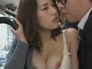 groping in the bus 41576