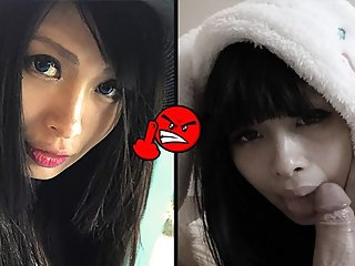 SCREWMETOO Horny Japanese Asian Bunny Has Serious Skills