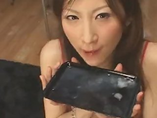 JAPANESE Beautifulwoman CUM SHOT MOUTH GOKKUN