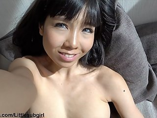 Morning Wood Sucked and Fucked By Hot Asian GF - 4K