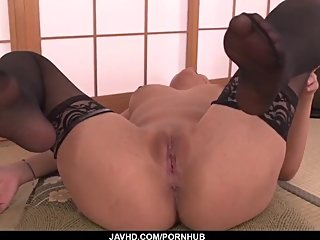 Strong Japanese romance for busty amateur Ray - More at javhd net