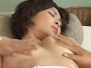 Japanese massage boobs