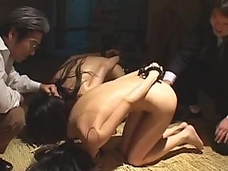 Humilational fucking japanese sexy slavegirls