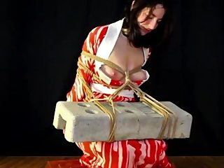 Traditional japanese torture