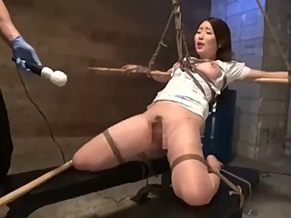 Japanese Sub Is Denied And Endures Multiple Ruined Orgasms