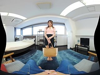 EXVR-269-A /// Married Woman Who Came To Apologize /// Hina Nanase