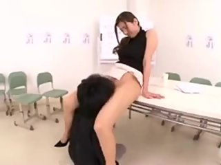 Yuna Shiina sucks cock while is licked - More at hotajp com