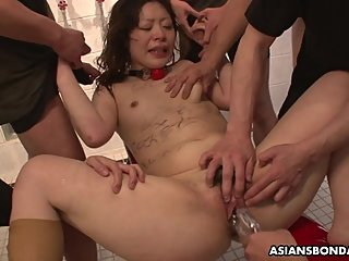 Ululu Nanami can't have enough of hard dicks around her