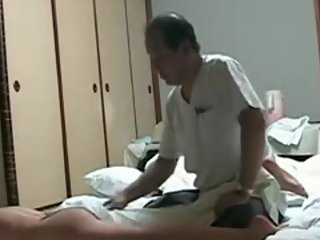 Naughty Japanese Wife Needs Pussy Massage
